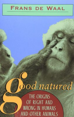 Frans de Waal - Good natured